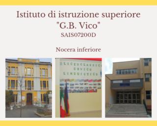 "Blog del ""G.B. VICO"""
